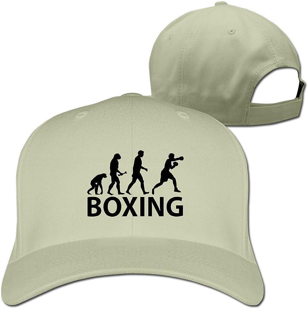Ciorem Evolución de Boxeo Ajustable Gorras de béisbol: Amazon.es ...