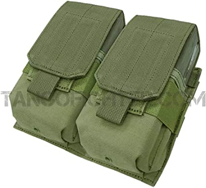 .308 Mag Magazine Pistol Ammo Pouch Bullet Pouch-OD GREEN