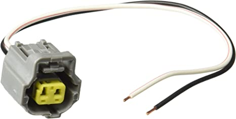 Engine Coolant Temperature Sensor Connector-License Lamp Socket Connector S-816
