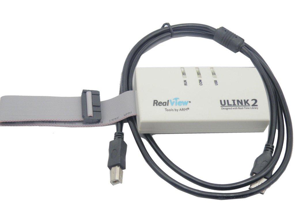 Amazon.com: Sunwin ARM USB JTAG Adapter emulator Realview Ulink II ...