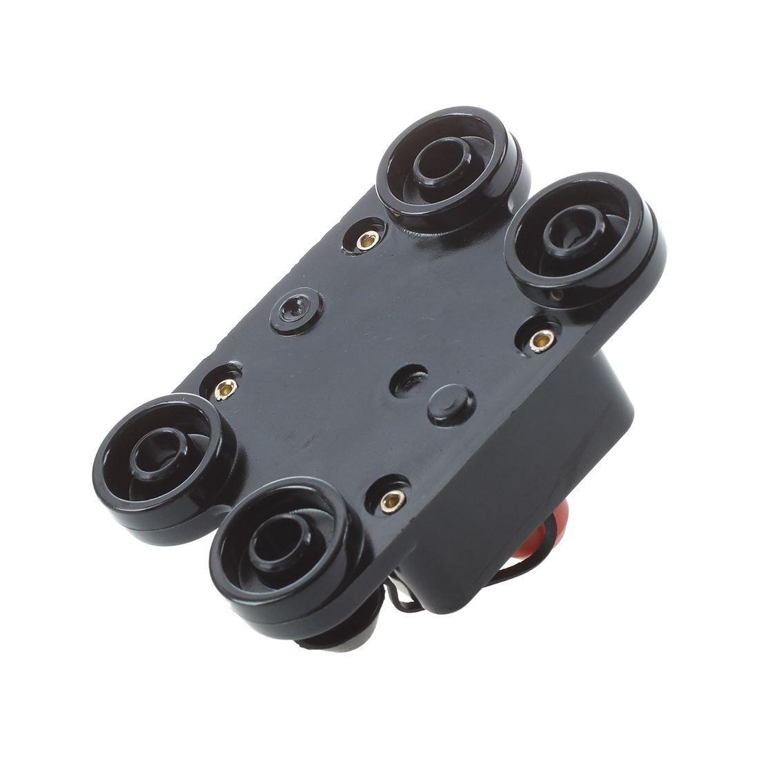 TOOGOO fusible de reemplazo de linea de audio de estereo del automovil de cortacircuitos de 150A AMP de 12V-24V Cortacircuitos R