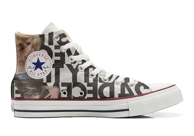 Schuhe Converse All Star Custom, personalisierte Schuhe