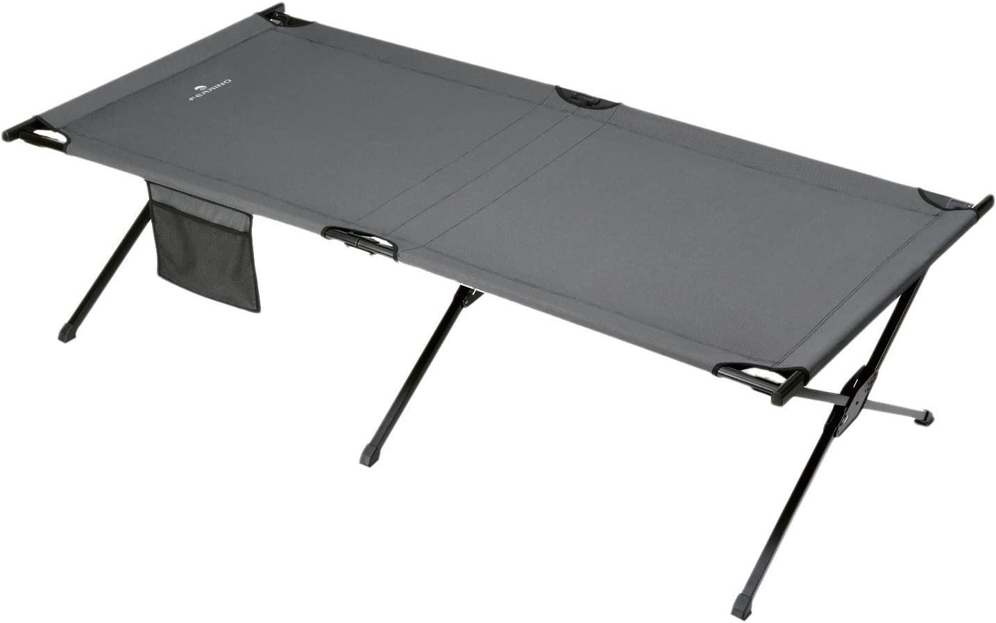 - Amazon.com: Ferrino Steel-alu Heavy Duty Folding Camp Bed, Green