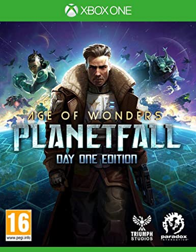 Age Of Wonders: PlanetFall - Day One Edition Xbox One Game: Amazon ...
