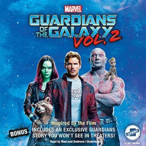 Marvel's Guardians of the Galaxy Vol. 2 Audiobook