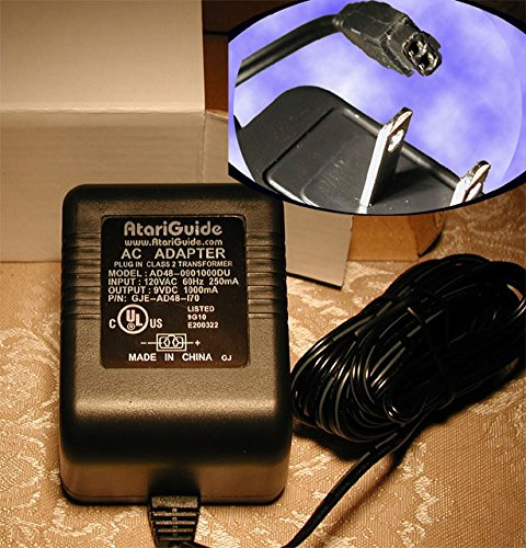 Ac Power Adapter for Atari 7800 System