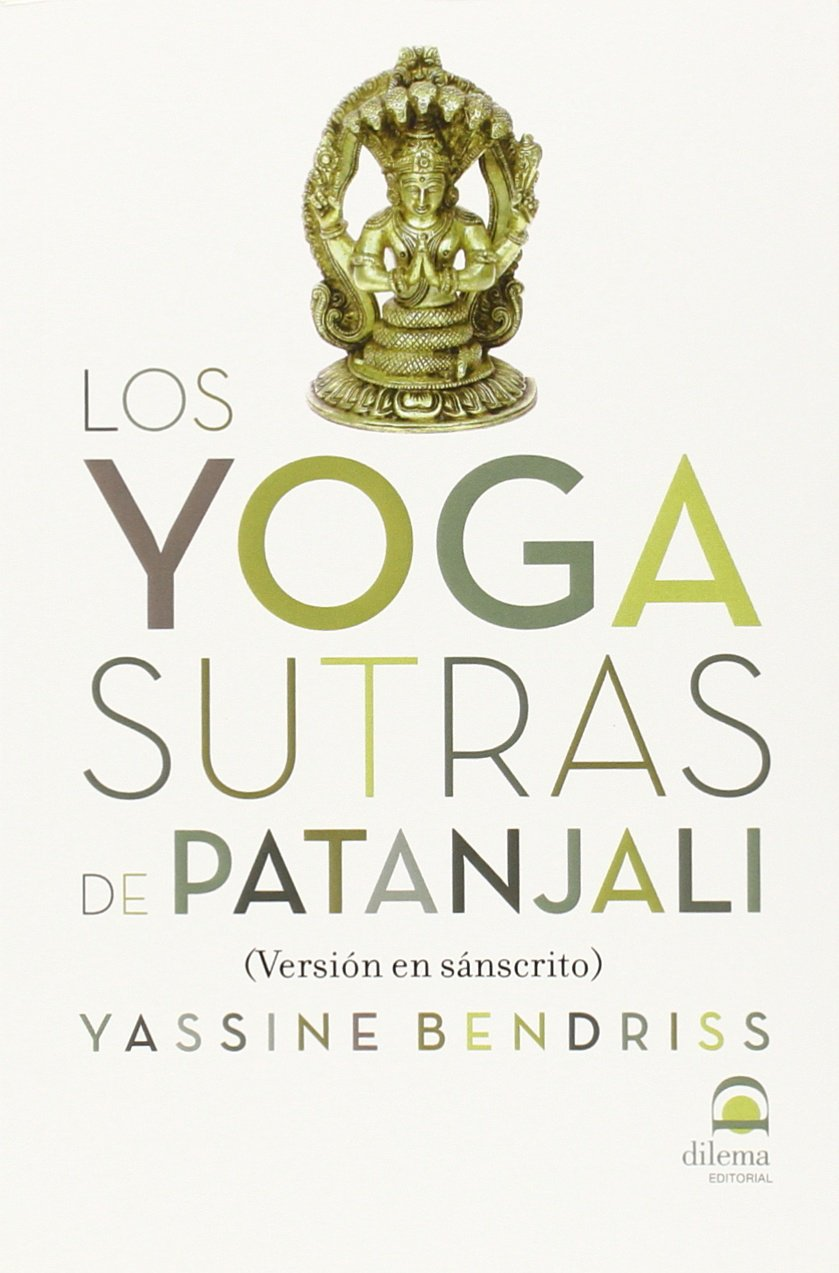 los Yoga Sutras de Patanjali (Versión en Sánscrito): Amazon ...