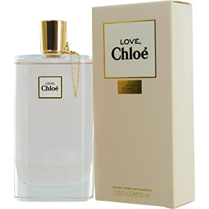 Chloe 39083 - Agua de colonia, 75 ml