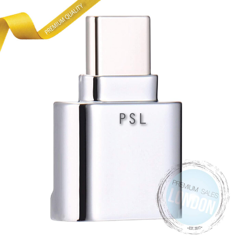 PSL USB C 3.1 Tipo C a USB 3.0 OTG HUB Adaptador USB/TF/SD ...