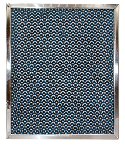 Blendin S97007696 Replacement Charcoal Filter for Non-Ducted Microwave Oven Range Hoods