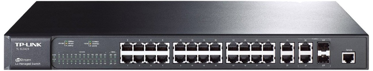TP-Link TL-SL3428 v2 Switch Drivers for PC