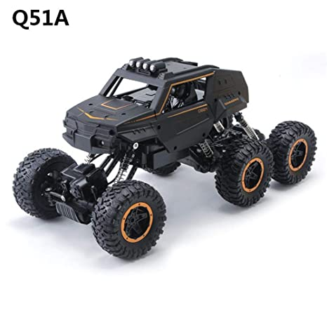 Waroomss RC Buggy, 1/12 2.4G 6WD Off Road Buggy, JJRC Q51
