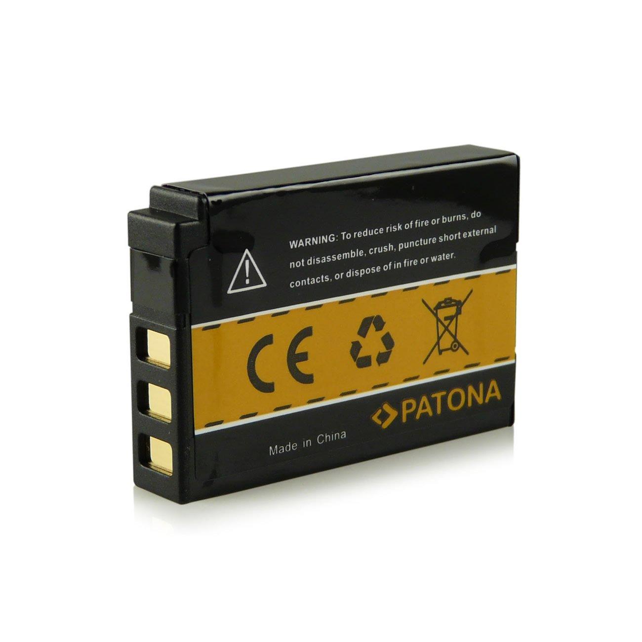 Amazon.com: Batería Fuji Fujifilm NP-48 NP48 con Infochip ...