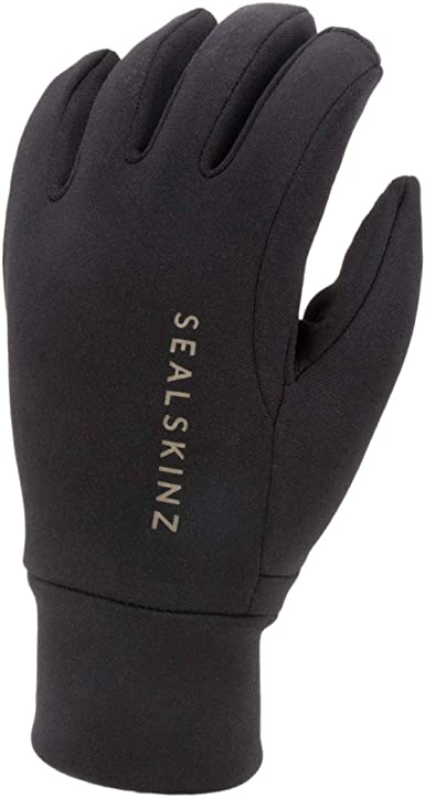Hombre Seal Skinz Water Repellent All Weather Guantes