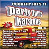 Party Tyme Karaoke - Country Hits 11 [16-song CD+G]