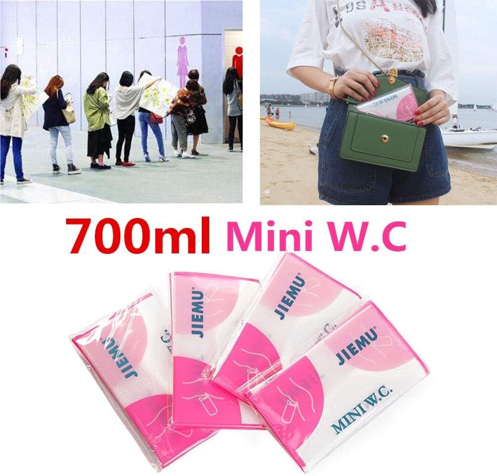 700ml Portable Car Emergency Urine Bag Vomit Bags Mini Toilet Unisex Urinal #K