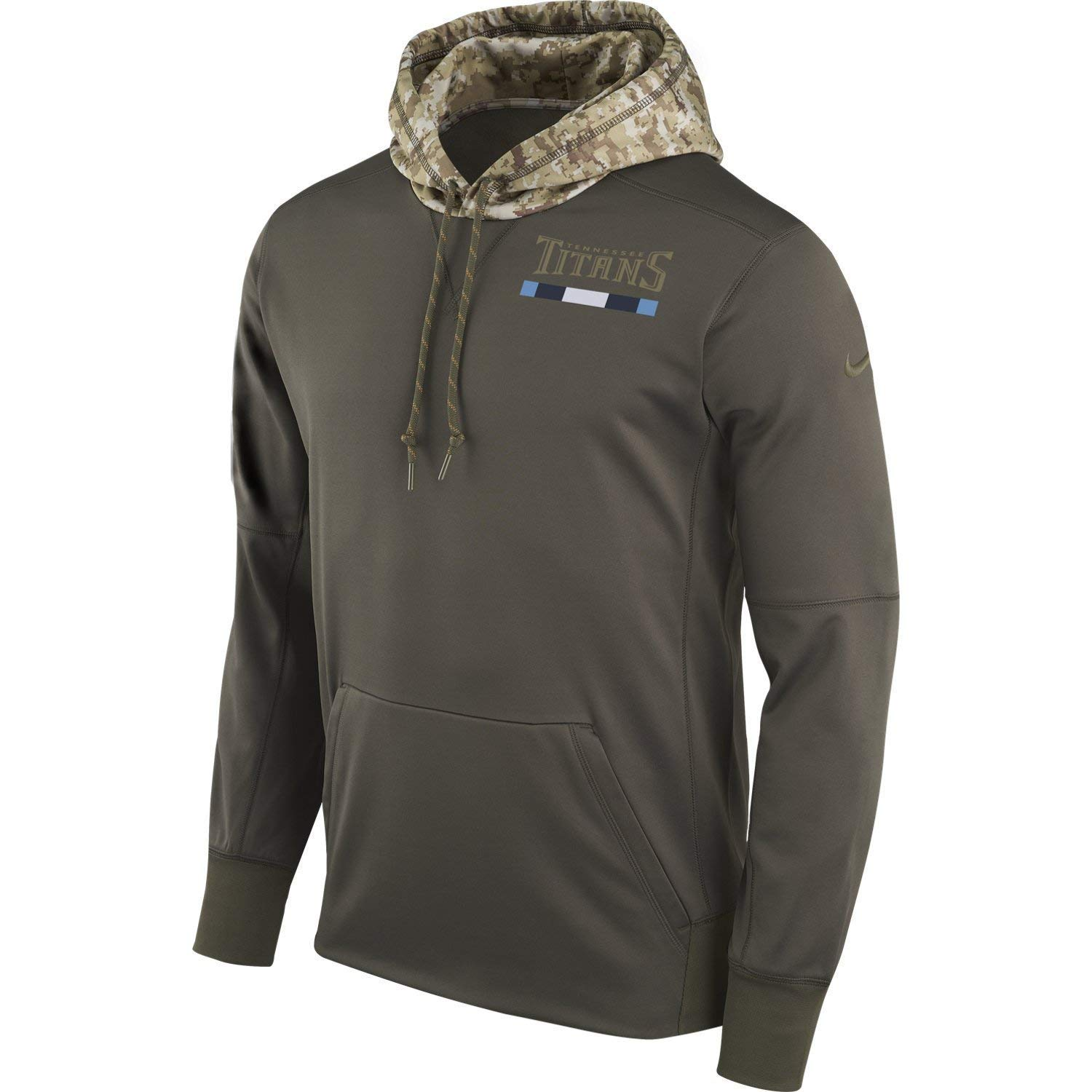 Nike NFL Salute to Service Sideline Pullover Hoodie Hooded