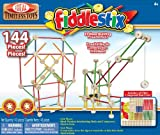 POOF-Slinky 9144FBBL Fiddlestix Classic Wood Connector Set, 144-Pieces, Baby & Kids Zone