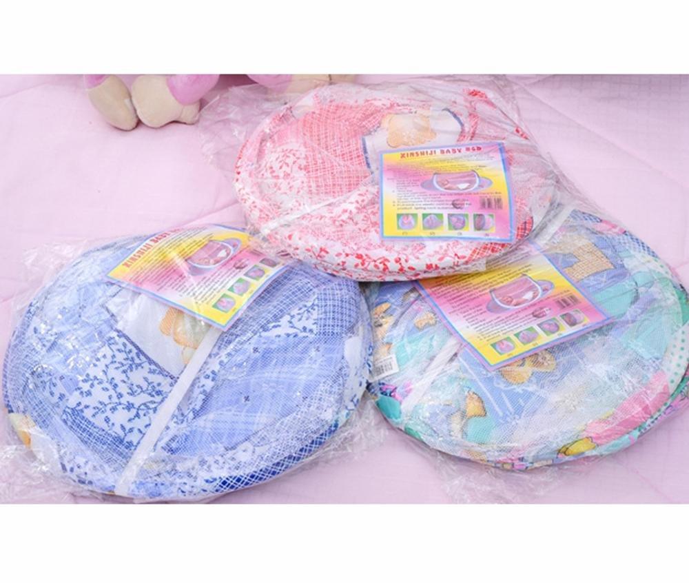 XH Moskitonetze multifunktionale Kinder Falten Netze spezielle Baby Servietten Baby spezielle Netze Cartoon Qualität Eichhörnchen Netze, green a825e5