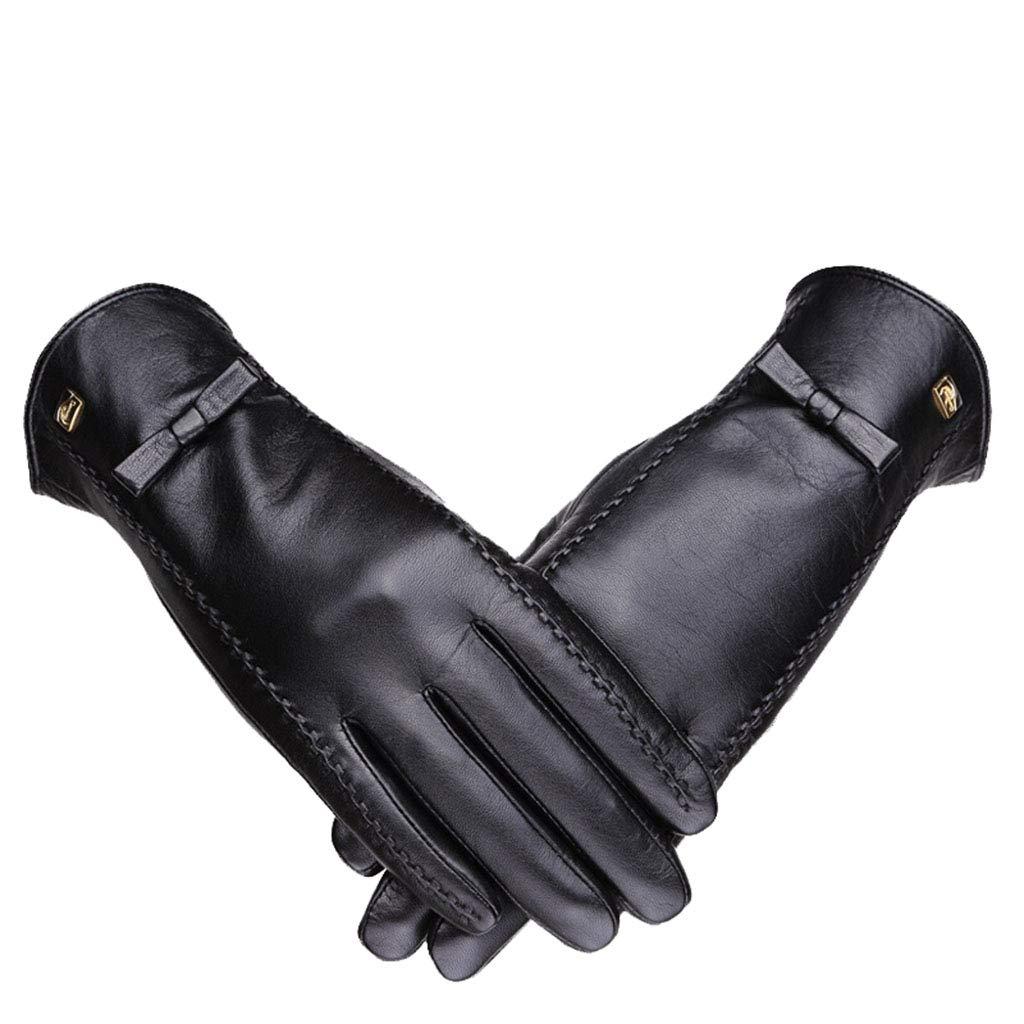 DSADDSD Winter Damenhandschuhe, Outdoor Sports Warme Reithandschuhe