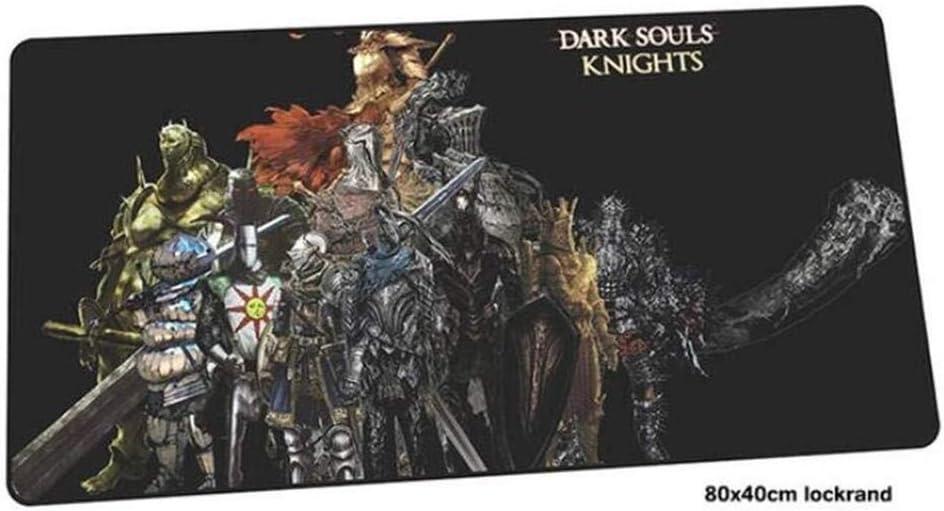 Dark Souls Juego Alfombrilla de ratón Teclado Grande Alfombrillas ...