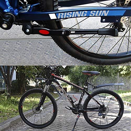 Estink Fahrrad-Gep/äcktr/äger aus Aluminiumlegierung Halterung hinten