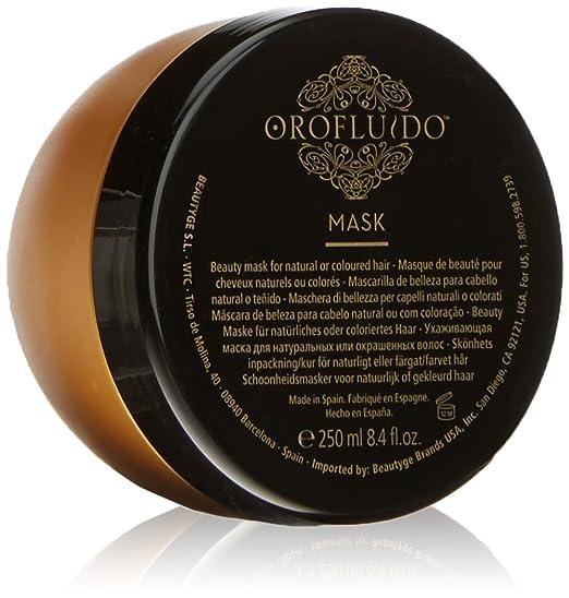 6 opinioni per Revlon Cura Capillare, Orofluido Mask, 250 ml