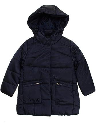 6731e1dd997 Amazon.com: Mayoral - Padded Coat for Girls - 4429, Navy: Clothing