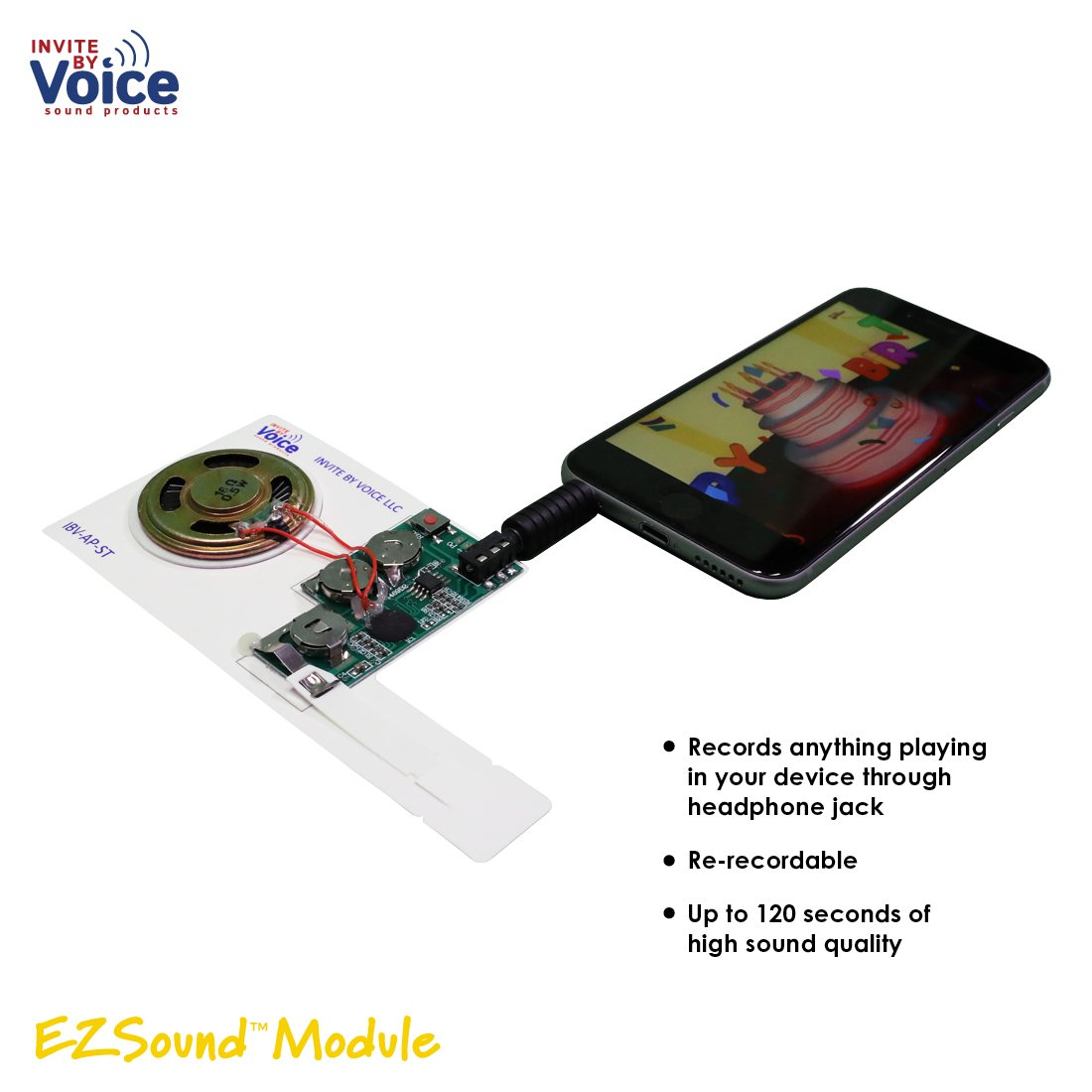 Amazon set of 3 ezsound module for diy audio cards office amazon set of 3 ezsound module for diy audio cards office products kristyandbryce Image collections
