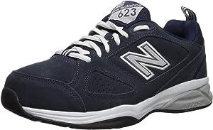 044c507b37 Amazon.com | New Balance Men's MX624v2 Casual Comfort Training Shoe ...