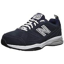 New Balance Men's MX623v3 Training Shoe, Navy, 18 D US