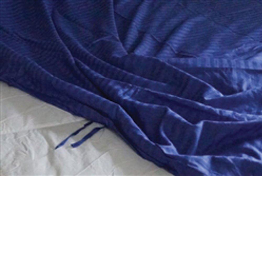 Bold Blue Twin XL Duvet Cover - 100% Cotton