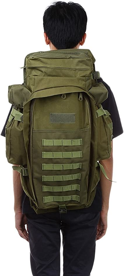 Military Backpack Tactical Molle Ruck Bag Shooting Hunting Camping Hiking New