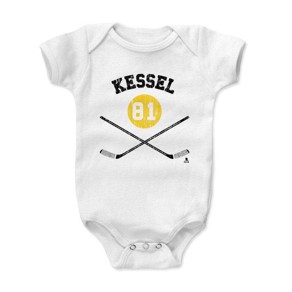 【最安値挑戦】 500レベルのPhil Kessel Infant & Baby Onesieロンパース Sticks – Kessel Onesieロンパース ファンギアPittsburghホッケーNHLの公式ライセンス選手Association – Phil Kessel Sticks Y B01NBGS95Q ホワイト 12 - 18 Months, ステッカーショップ クレセント:0cdbb227 --- svecha37.ru