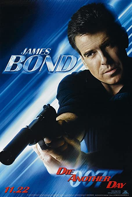 Die Another Day 2002 Dual Audio Hindi 720p 480p BluRay