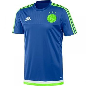 adidas AJAX Amsterdam Camiseta de Entrenamiento para Hombre - Talla XS: Amazon.es: Deportes y aire libre