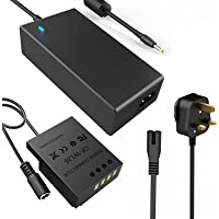 F1TP CP-W126 AC Power Adapter Charger kit, NP-W126 Dummy Battery for Fujifilm X100F X100V X-S10 X-Pro3 X-E3 X-A2 X-A5 X…