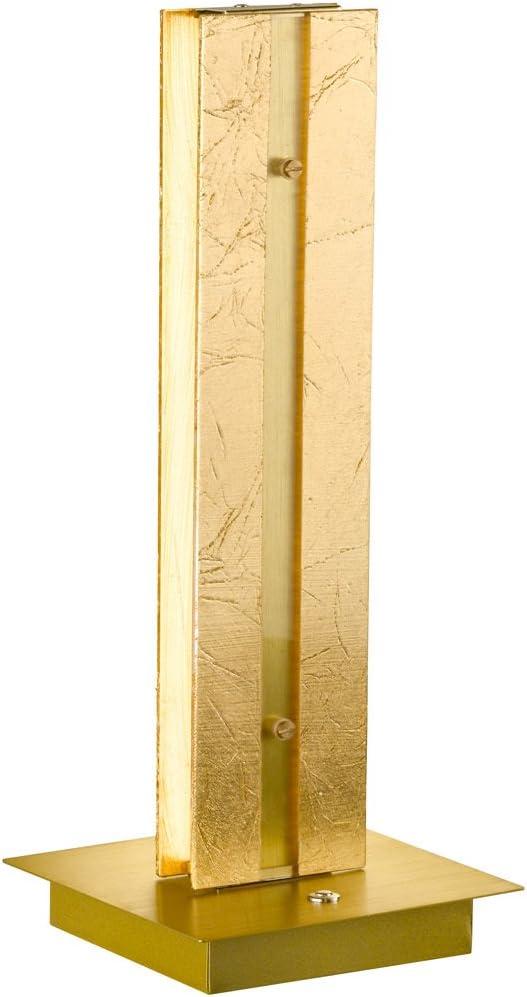 Juego de 2 Elegante lámpara LED de mesa arlon goldfarbig ...