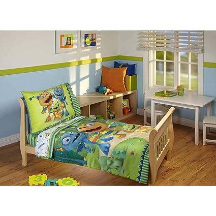 0b387fac8d8 Juego de cama infantil de 4 piezas