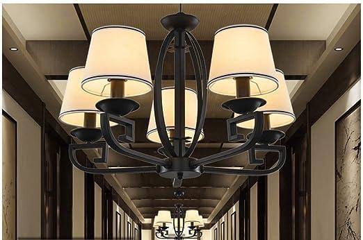 Kronleuchter Modern Mit Schirm ~ Einstellbar neue chinesische stil kunst kronleuchter modern hotel