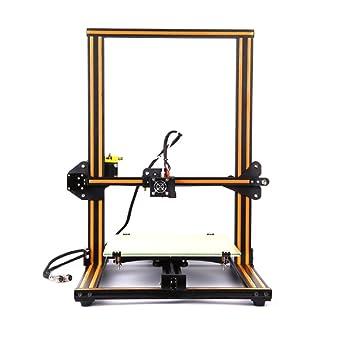 ZJEGO CR-10 Alta Precisión Gran Tamaño Bricolaje Impresora 3D ...