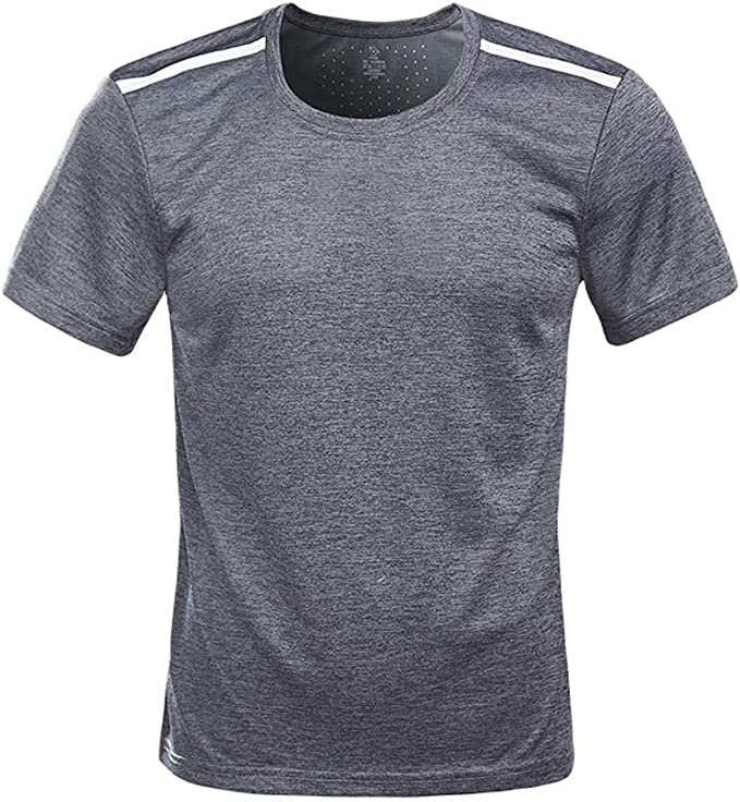 Blouse t shirt o neck t shirts summer casual tops short sleeve slim fit men/'s