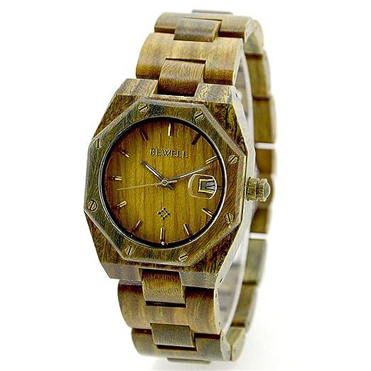 GYC Reloj Personalizado Regalos de Madera, Reloj ...