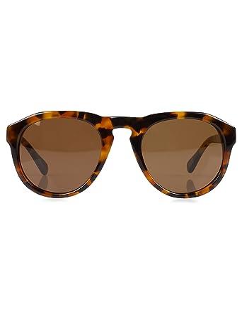 Amazon.com: Triwa Damien – Gafas de sol, Color Habana: Clothing