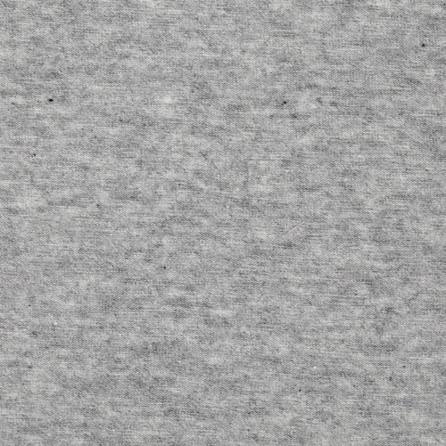 Robert Kaufman Kaufman Laguna Stretch Cotton Jersey Knit Heather Grey Fabric by The Yard -