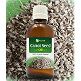 CARROT OIL 100% NATURAL PURE UNDILUTED UNCUT ESSENTIAL OIL 15ML
