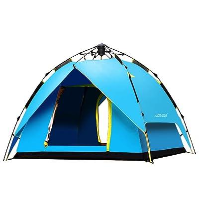 2-3 personnes tente extérieure tente de camping pluie quelques épaissie conduite automatique Yourte
