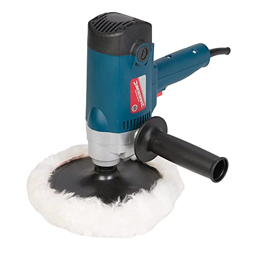 NEW Silverline 110W Polisher Spare Polishing Bonnets 2 Pack