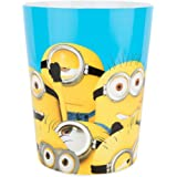 Despicable Me Minions March Wastebasket   Garbage Can