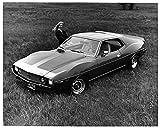 1972 AMC Javelin AMX Automobile Photo Poster